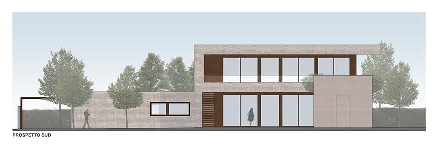 Villa eurosia edilc for Prospetti ville moderne